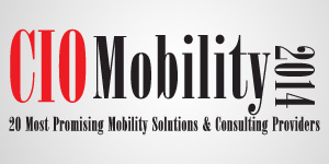 Top 20 Mobility Solutions & Consulting Companies- 2014