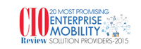 [CIO Review] Overcoming the 'M-Gap' by Embracing Complete Enterprise Mobility