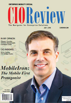 20 Most Promising Enterprise Mobility Solution Providers 2016